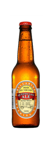 QUEENSCLIFF (Honey Wheat) PALE ALE CARTON (24X330ML)