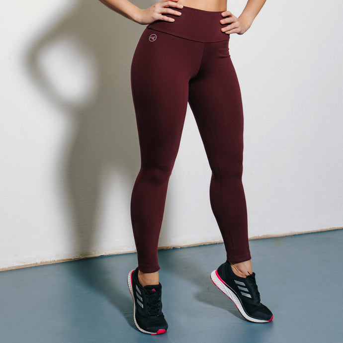 Bordeaux B leggings