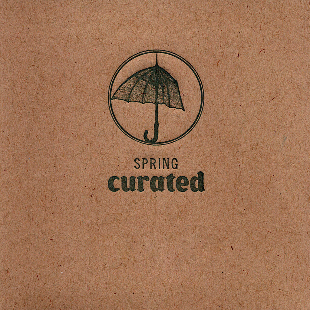 Spring Curated - Quack!Media