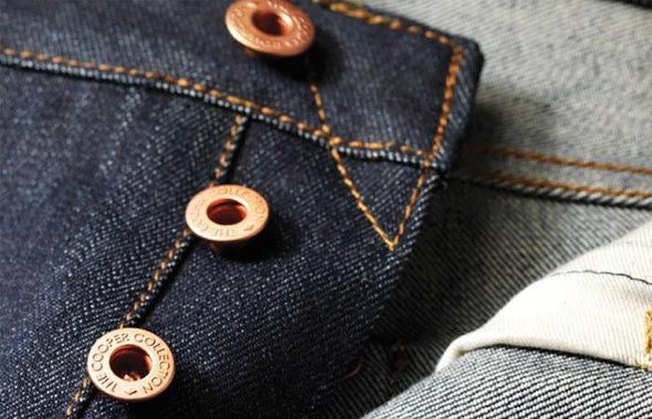 574b1193 Premium Selvedge Denim by Lee Cooper – The Cooper Collection by Lee ...