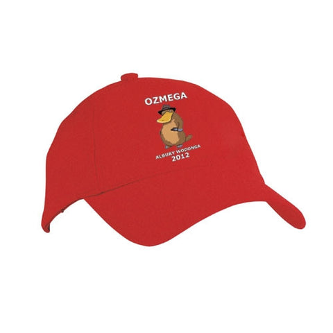 Mega Event Baseball Cap (Red)