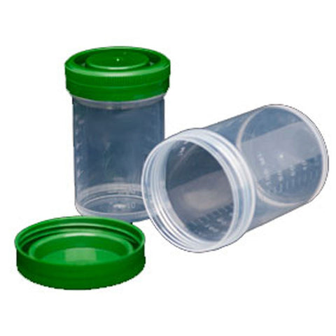 Plastic container 120ml