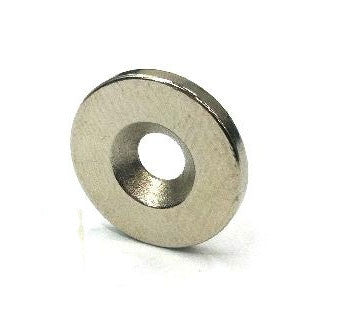 Neodymium Ring Magnet (15 x 2mm)