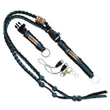 The Ultimate Lanyard (Blue/Black)