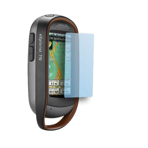 LCD Screen protectors for Magellan eXplorist 710