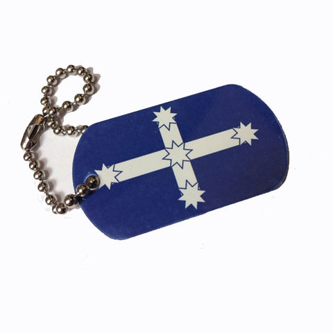 Eureka Flag Travel Tag