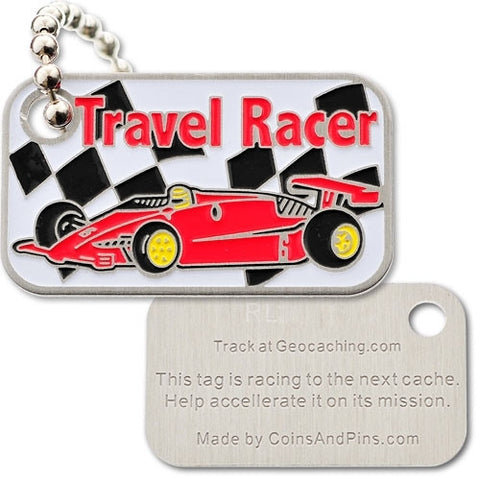 Travel Racer - Formula Red