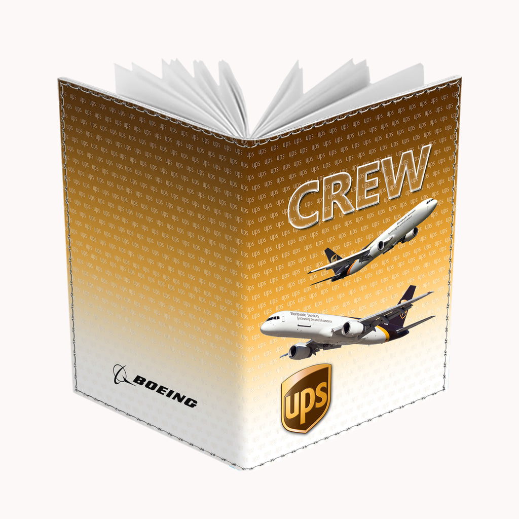 UPS B757 B767 CREW- Passport Cover
