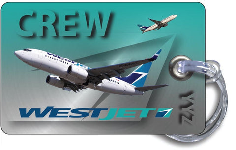 Westjet B737-Dark Steel Effect
