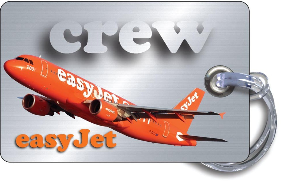 Easyjet Picture 3-ALL ORANGE A320