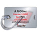 Air Arabia A320 (Blue Skies) Luggage Tag