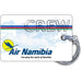 Air Namibia Logo WHITE