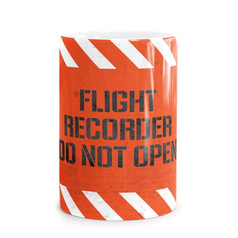 Flight Recorder Mug