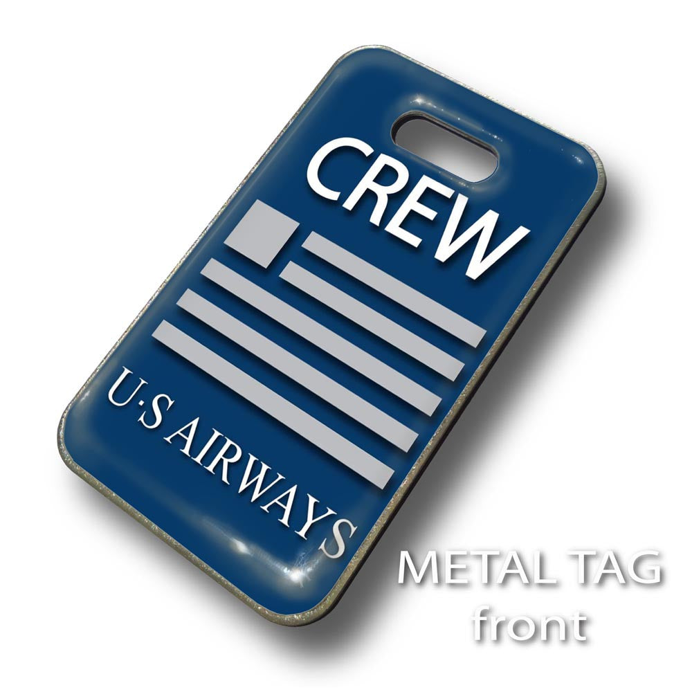 US Airways-Blue (Nostalgic)