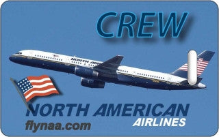 North American Airlines Landscape