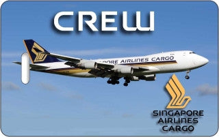 Singapore Airlines Cargo Picture
