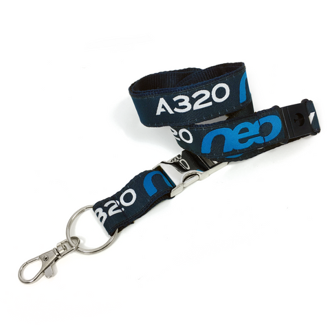 Woven Style Promotional Lanyard(Full Colour)