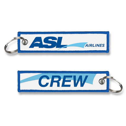 ASL Airlines-Crew KeyChain