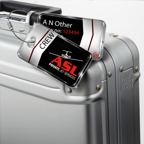 ASL Private Jet Services Logo
