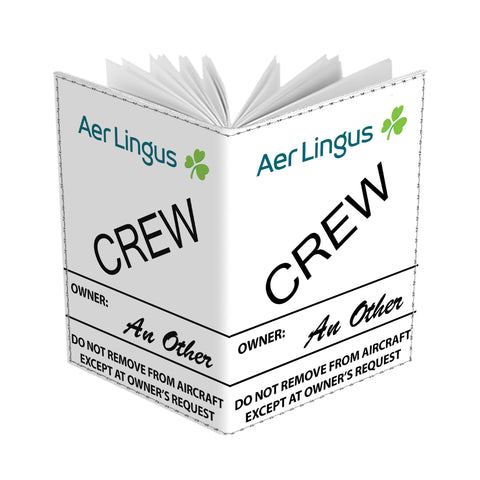 Aer Lingus CREW Passport Cover