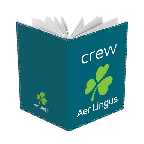 Aer Lingus Shamrock Passport Cover