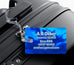 Aigle Azur A320 Skyscape Luggage Tag