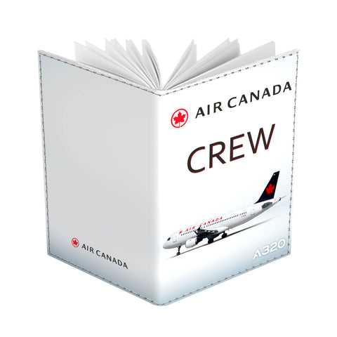 Air Canada Airbus A320 Passport Cover