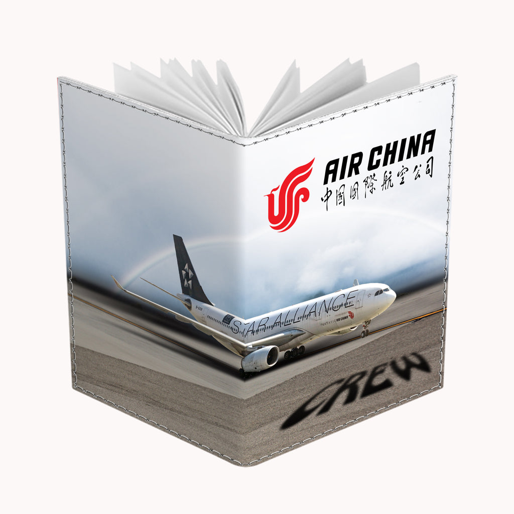 Air China A330 FX Passport Cover