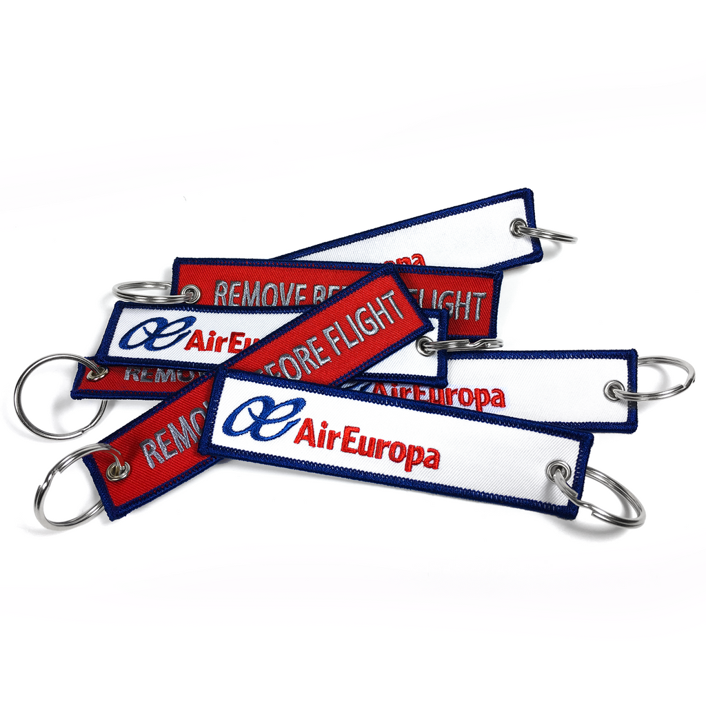 Air Europa-Remove Before Flight