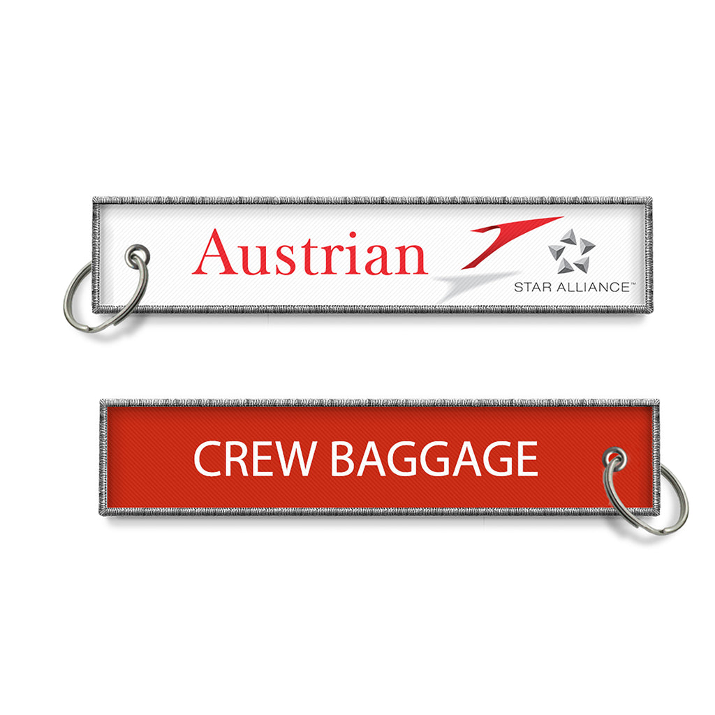 Austrian Airlines - Crew Baggage
