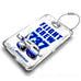 Boeing B737 Pudgy Tag luggage tag