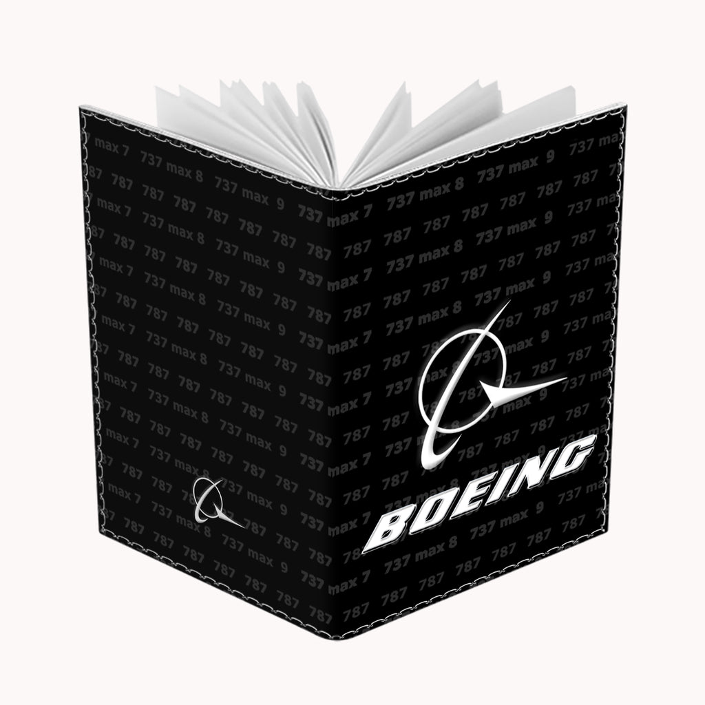 Boeing CREW-Passport Cover