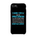 Cabin Crew Precision iPhone 7/8 Case