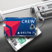 Delta Airlines Logo Blue