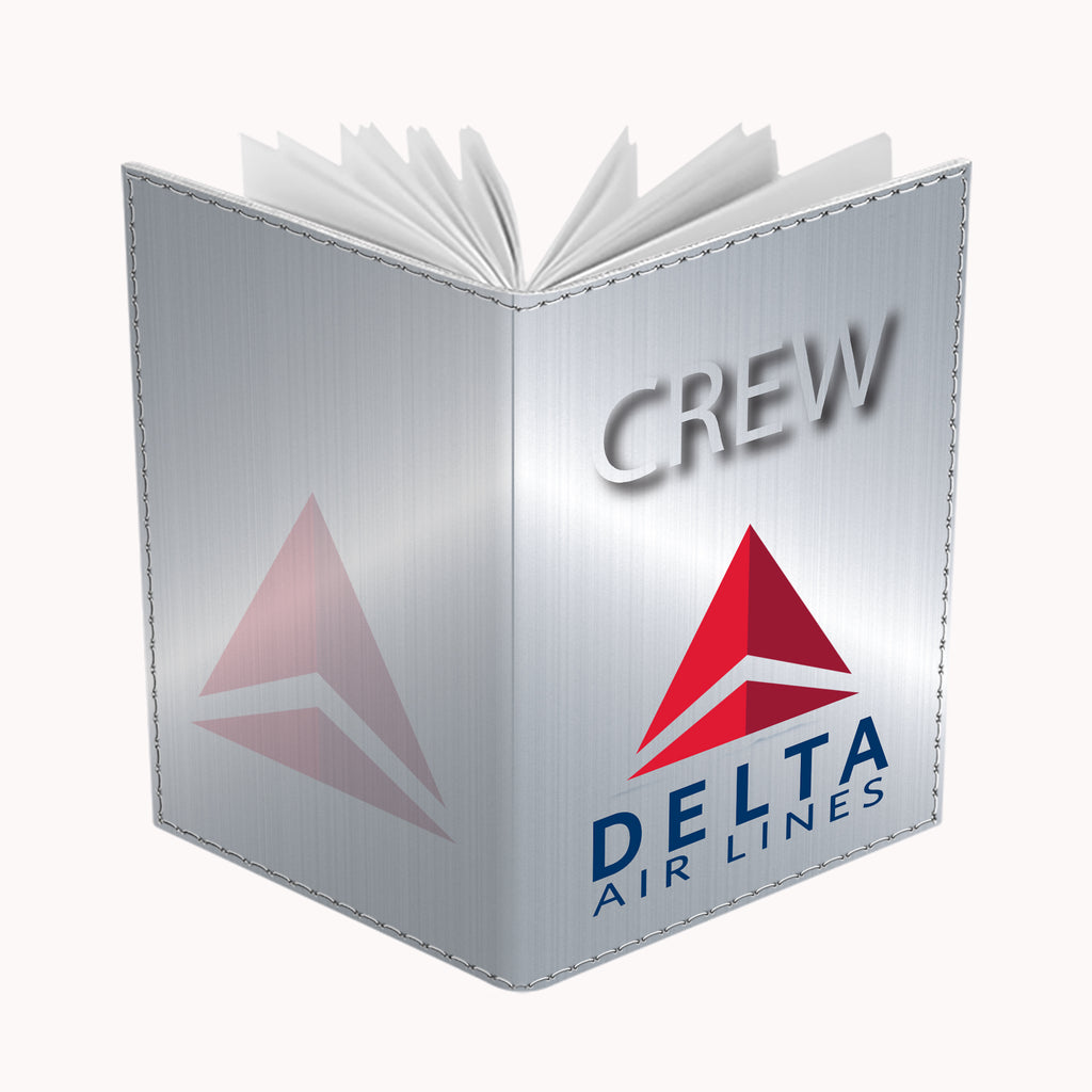 Delta CREW-Passport Cover