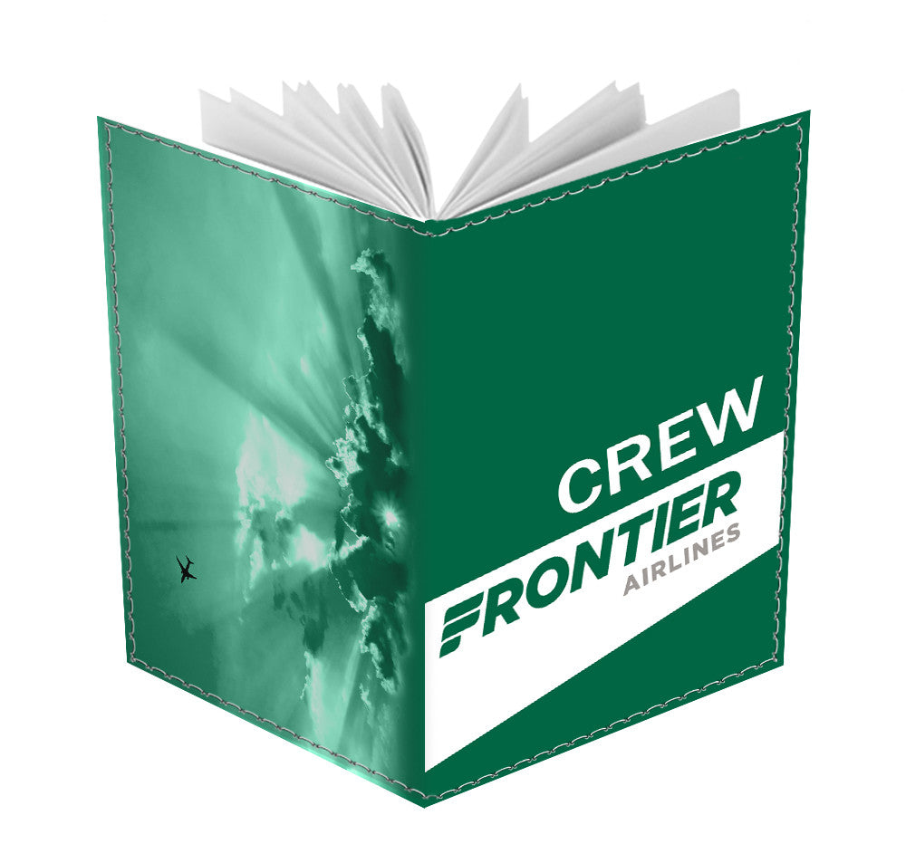 Frontier Airlines Passport Cover