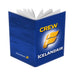 Icelandair Logo CREW Passport Cover