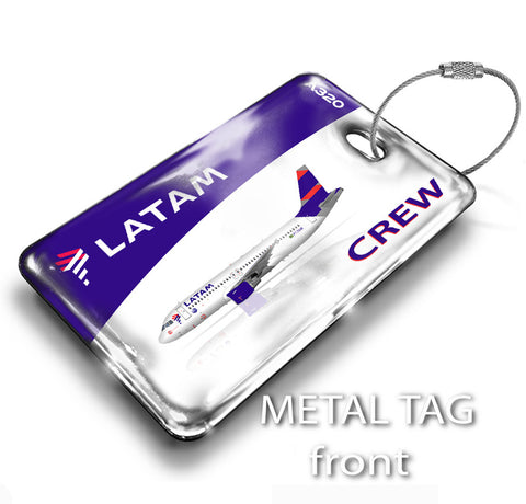 Latam Airlines A320