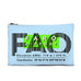 FAO Pouch (Powder Blue)