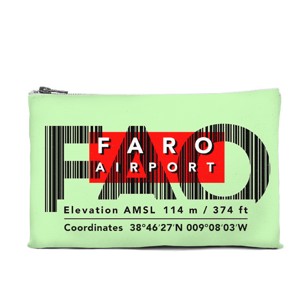 FAO Pouch (Light Green)