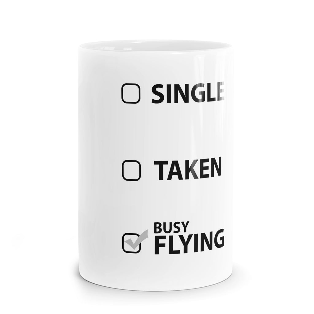 Busy Flying Mug