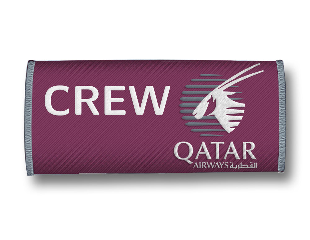 Qatar Crew Handle Wrap