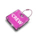 Flight Attendant/Crew Tag
