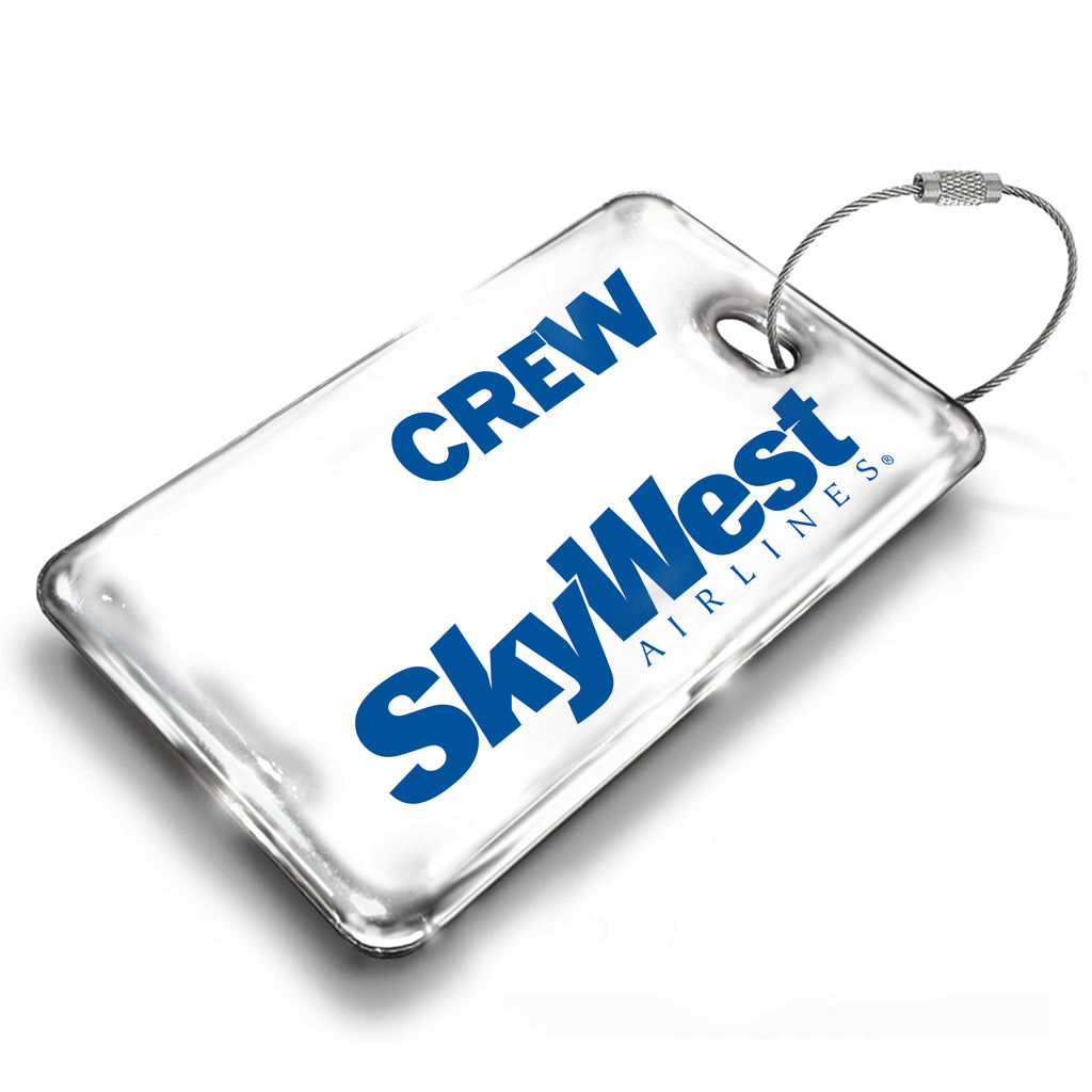 SkyWest Logo White