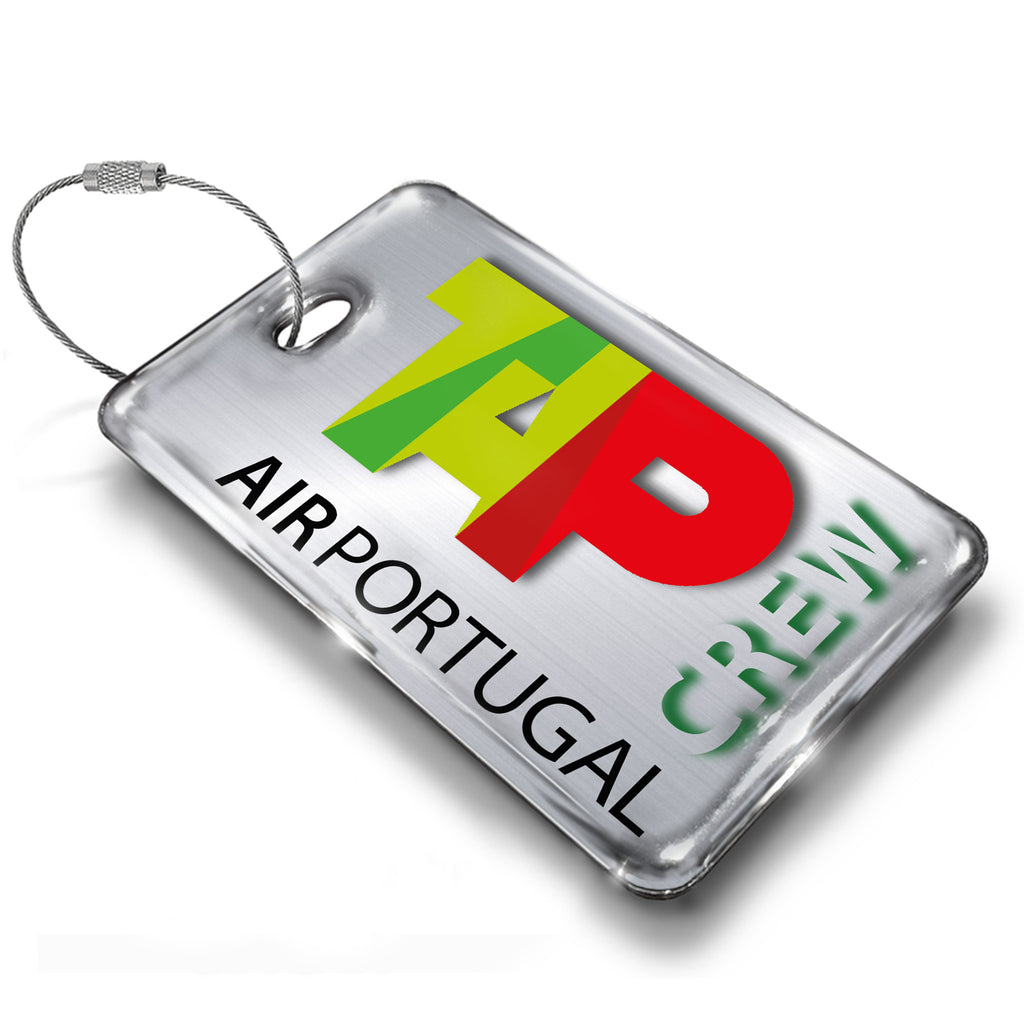 TAP Air Portugal Logo Landscape