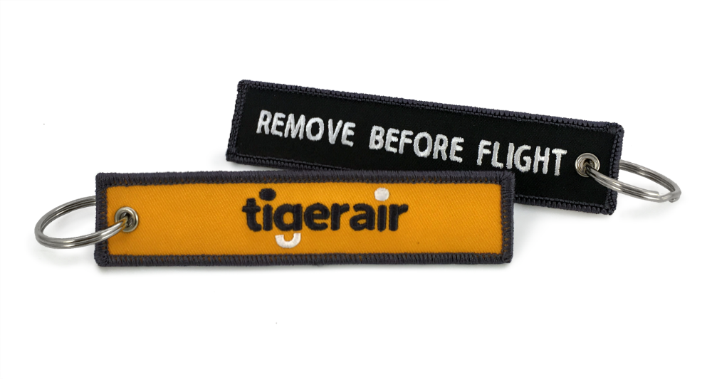 Tiger Airways - Remove Before Flight