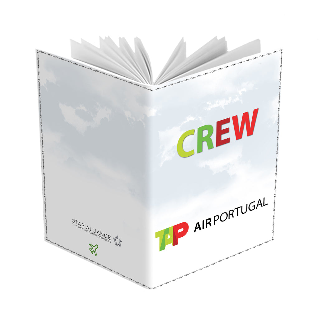 TAP Air Portugal CREW-Passport Cover