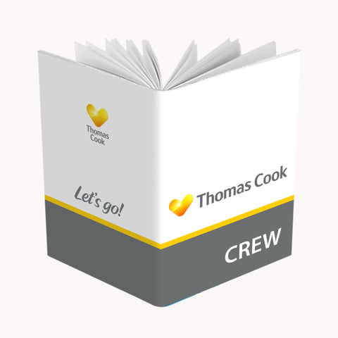 Thomas Cook CREW Passport Cover
