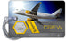 Vueling Airbus A319 Abstract