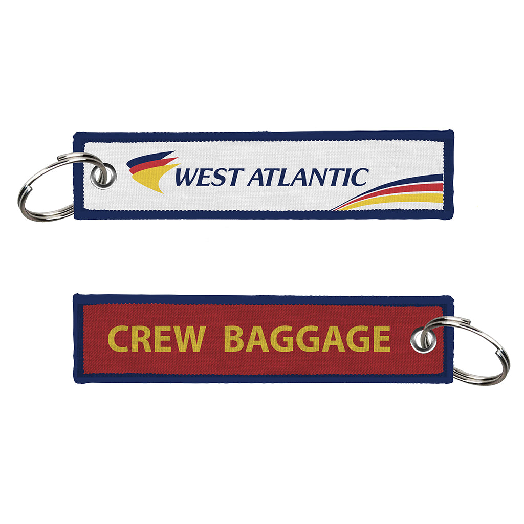 West Atlantic-Crew Baggage Woven (Buckle)